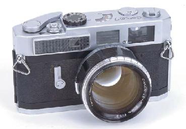 Canon 7 no. 928490