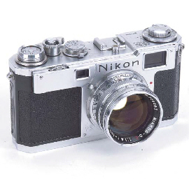 Nikon S2 no. 6157236