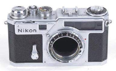 Nikon SP no. 6203370