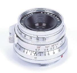 Summaron 35mm. f/2.8 no. 21012