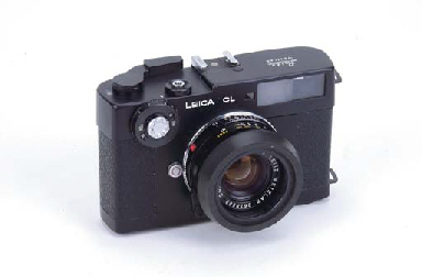 Leica CL no. 1395220