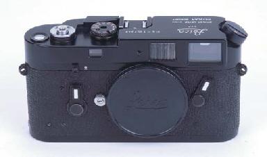 Leica M4 no. 1207349