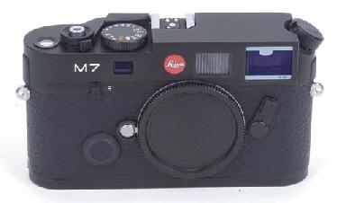 Leica M7 0.72 no. 2888735