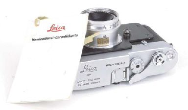 Leica MDa Post no. 1293847
