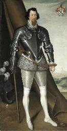 Portrait of Sir John Needham,