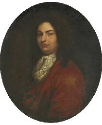 Portrait of a gentleman, ident