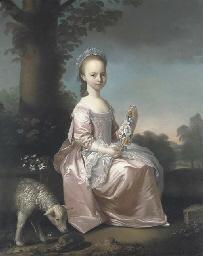 Portrait of Margaret Smith, of