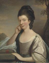 Portrait of a lady, probably E