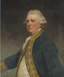 Portrait of Admiral Augustus K