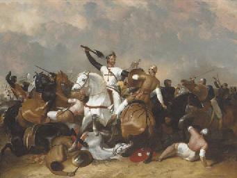 Richard I at the Battle of Asc