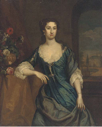 Portrait of Mary Frederick, Mr