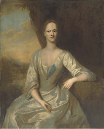 Portrait of Leonora Frederick,
