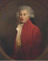 Portrait of a young gentleman,