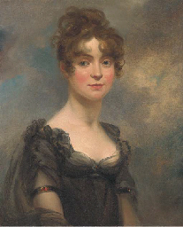 Portrait of Harriet Leonard Bu