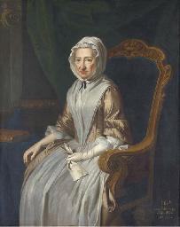 Portrait of Elizabeth, Countes