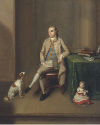 Portrait of Sir William Gleado