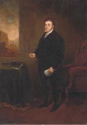 Portrait of Robert Hawkes (177