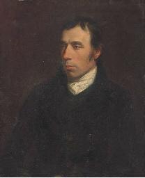 Portrait of Sir J. Gay, half-l