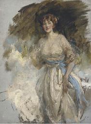 Portrait of Lady Grace Dance,