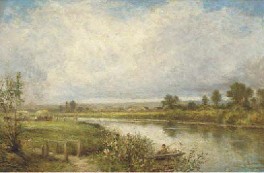 The river crossing