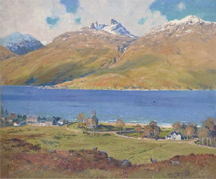 Arrochar, Loch Long, Argyll