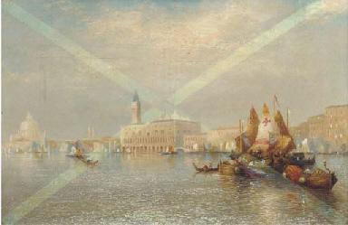 The Bacino, Venice