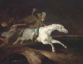 Tam O'Shanter crossing the Aul