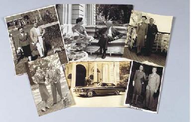 FOTOGRAFIE FAMILIARI DEI DUCHI