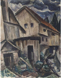 A Bavarian village