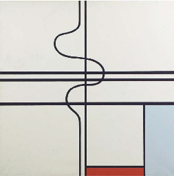 Mondriaan revisited/Compositio