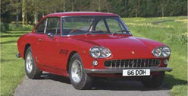 1964 FERRARI 330 2+2