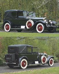 1927 ROLLS-ROYCE PHANTOM I PER