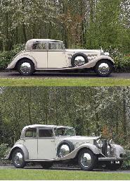 1933 ROLLS-ROYCE PHANTOM II CO