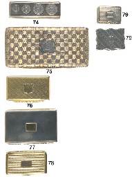 An Early Victorian Silver-Gilt