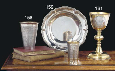 A Hungarian Silver-Plated Beak