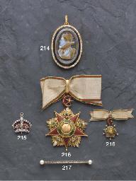 The Turkish Order of Nishani-s
