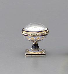Guex. A very rare miniature go