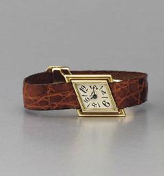 Cartier. A fine and rare lady'