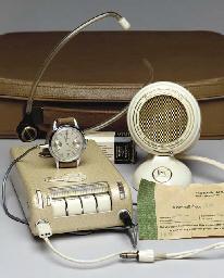 Protona. A watch-shaped record