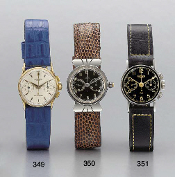 Heuer. An unusual lady's stain