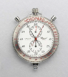 Chopard. A stainless steel ope