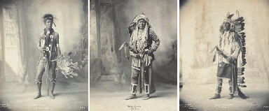 A GROUP OF TEN PHOTOGRAPHS OF