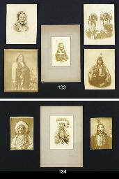 A GROUP OF SEVEN PHOTOGRAPHS O