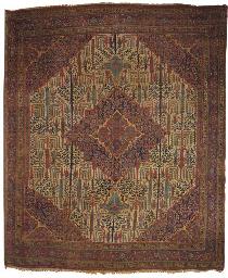 A Bijar carpet