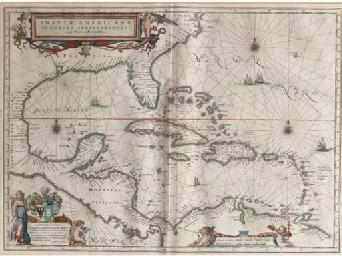 INSULAE AMERICANAE IN OCEANO S