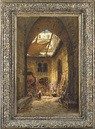 The carpet merchants