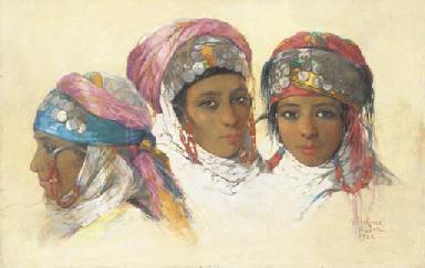 A study of three Algerian wome