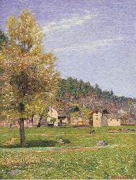 Un villagio nella Valle Vigezz
