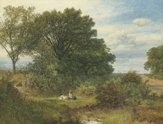Near the Common, Woking, Surre