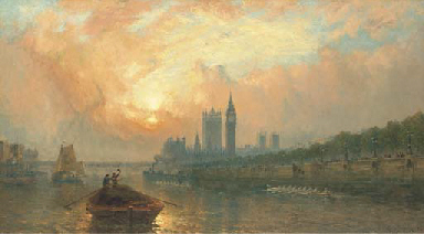 The Oxford and Cambridge Boat